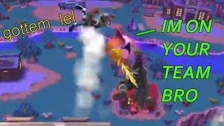Funniest Fails In Smash 4 #5