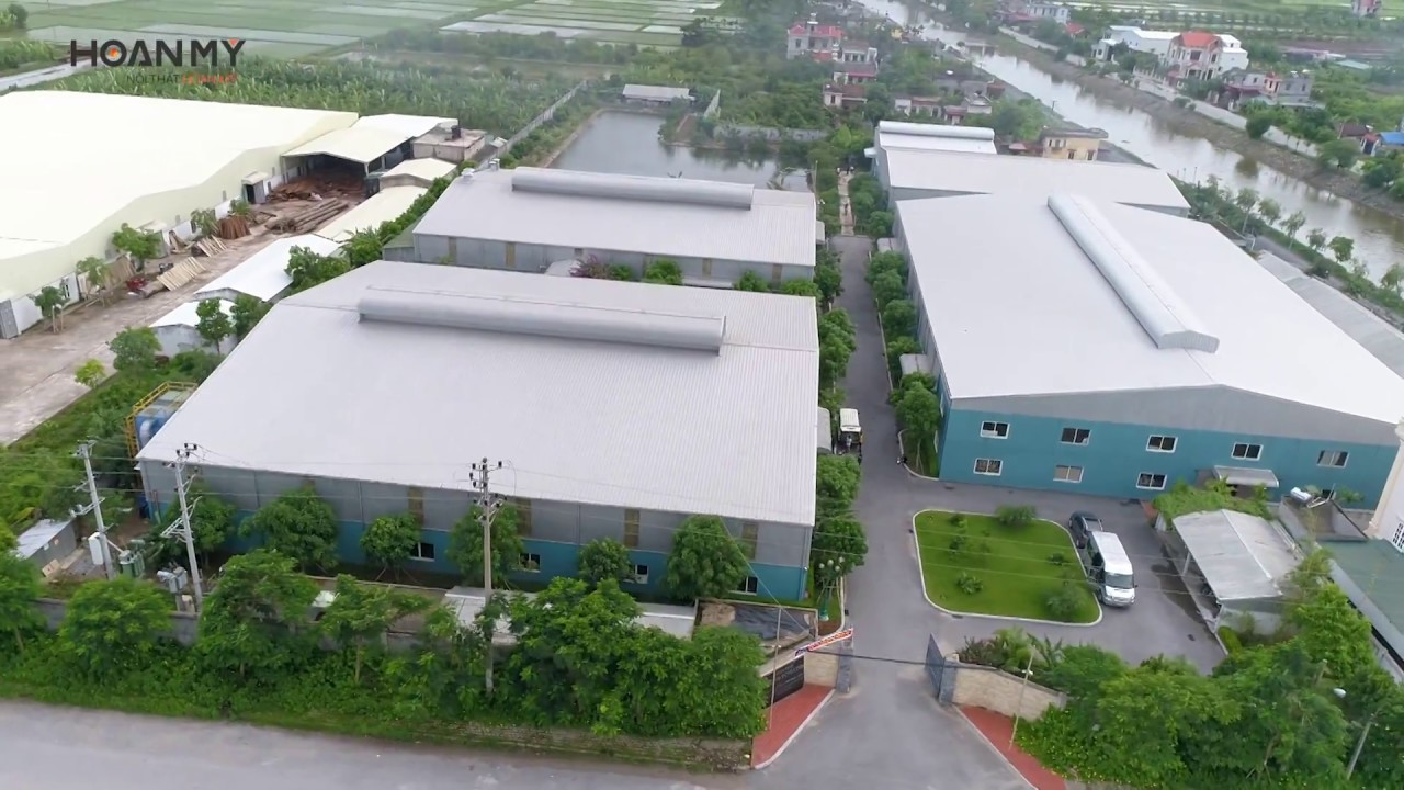 Video giới thiệu Nhà máy sản xuất của Nội thất Hoàn Mỹ