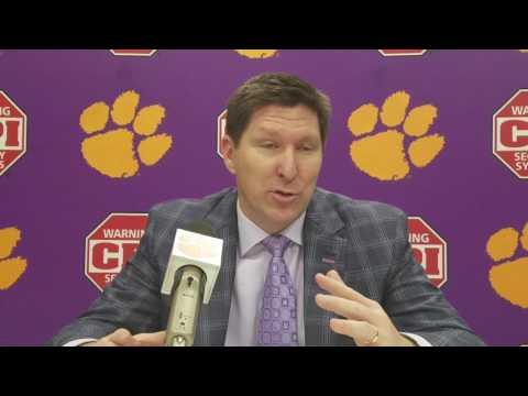 TigerNet.com - Brad Brownell post Wake Forest