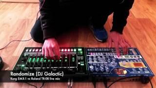 DJ Galactic - Randomize - (Techno / House)
