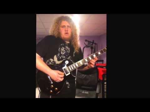 "Orianthi ""BeMyband"" contest audition Guitar"