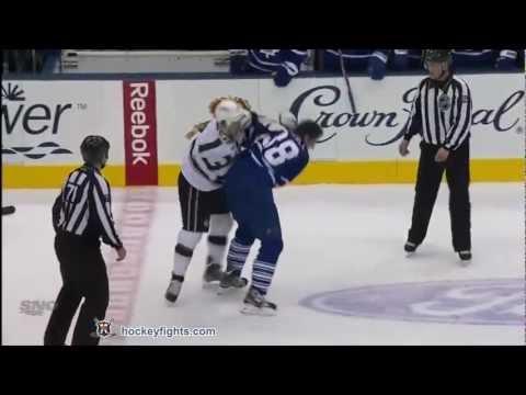 Kyle Clifford vs Jay Rosehill