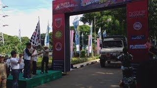54 Offroader Makassar Ikut Bela Negara dan Bakti Sosial 2019 di Bance'e Bone