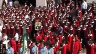 CANTO A JUAREZ-PRIMARIA BENITO JUAREZ DE HUAUTLA DE JIMENEZ,OAXACA