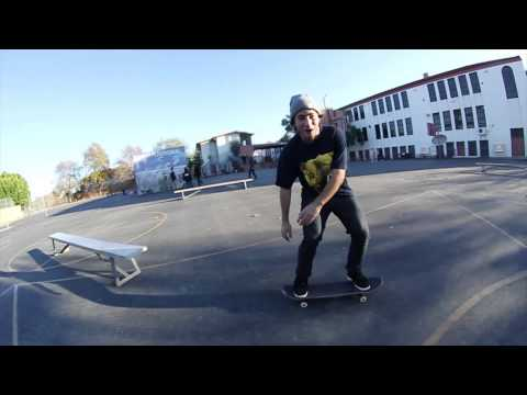 Switch Big Hardflip | Micky Papa | Trick Challenge