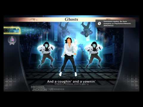 Michael Jackson : The Experience Playstation 3