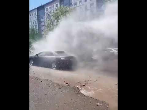 Принудительная автомойка в Бийске
