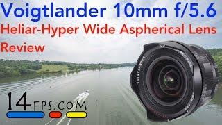 Lensa Voigtlander Heliar-Hyper Wide 10mm F5.6 Aspherical For Sony Emount Full Frame