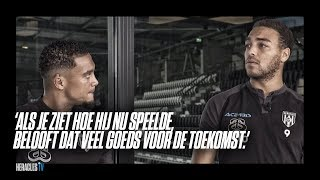 Heracles TV | Met Dabney Dos Santos en Cyriel Dessers