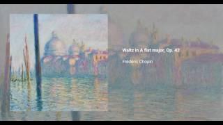 Waltz in A flat major, Op. 42