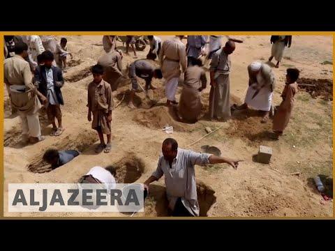 🇾🇪 Yemen: Air raids kill dozens of children   Al Jazeera English