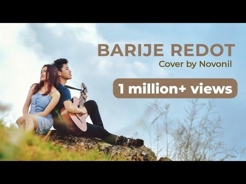 Barije Redot - Lumbini Roy | Cover by Novonil Chakma | Chakma Music Video | Northeast India