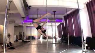 Ghost by Beyonce Pole Dance Routine