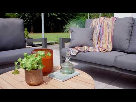 ▶ Suns Lago Sofa Set - Garten-und-Freizeit