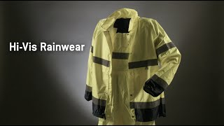 Hi-Vis Rainwear Series