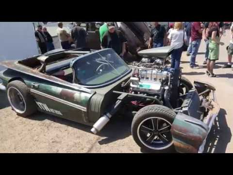Rat rods from the Princeton car show 2016 Willie Moore StreetRodding.com