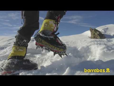 Test: Botas La Sportiva G2 SM; alpinismo, Himalaya...