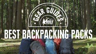 REI Co Op Gear Guide: Best Backpacking Packs