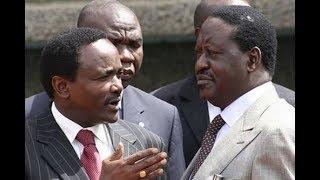 NASA prepares to hold rally in Machakos ahead of Raila Odinga's swearing-in