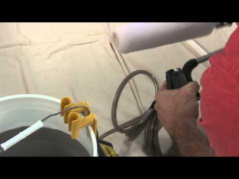 Smart Sidekick Roller Power Paint Roller Wagner Spraytech