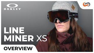 Oakley Line Miner XS Snow Goggle