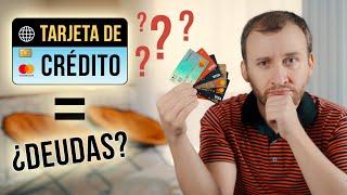 Video: Tarjeta De Crédito SIN DEUDAS ¿Es Posible?