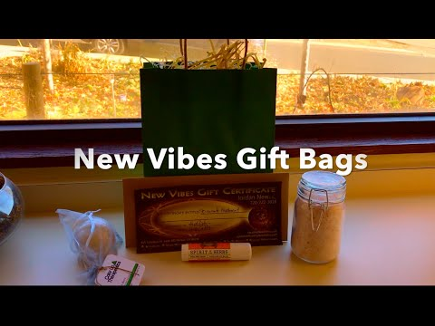Holiday Gift Bags!