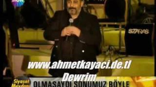 Ahmet Kaya Olay Gecesi