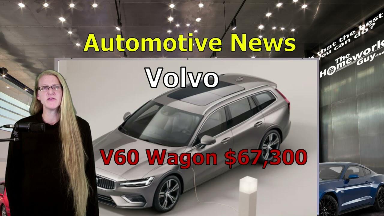 Electric Car News Volvo & Greedy CAR DEALERSHIPS FINANCE The Homework Guy, Kevin Hunter 2021 thumbnail