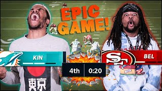 One Of The Most EPIC Games Of The Series! Can Flam Ruin Juice's Gauntlet!  (Madden Beef Ep.76)