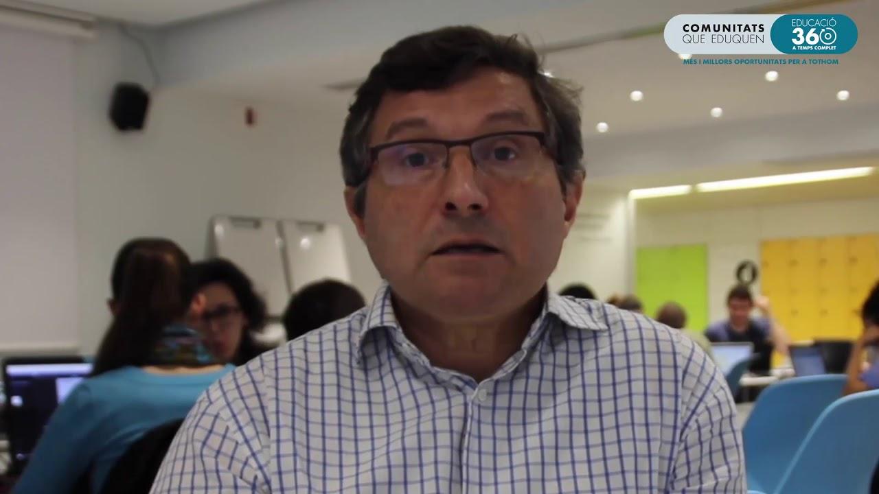 Projectes Educatius Comunitaris: el capital social (Jordi Longás)