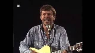 Reinhard Mey -  Komm gieß mein Glas noch einmal ein -  Live 1989