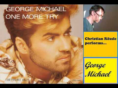 One More Try - George Michael (instrumental by Christian Rössle)