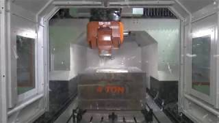 Focus 5 – High Removal Rate & High Speed 5-axis Finishing