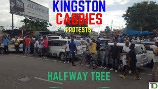 Taxi operators PROTEST Traffic Act proposals | Teach Dem