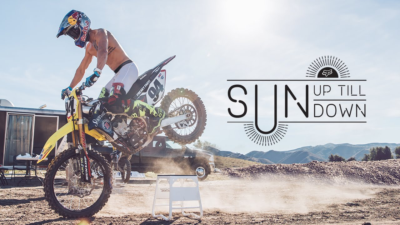 FOX MX PRESENTS | Ken Roczen | Sun Up Till Sun Down