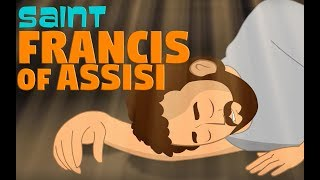 Story of Saint Francis of Assisi    English   Story of Saints