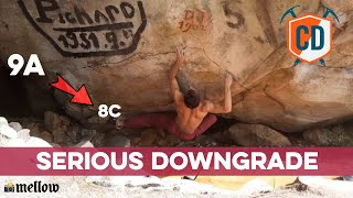 9A To 8C DOWNGRADE: The Saga Continues  | Climbing Daily Ep.1741 by EpicTV Climbing Daily