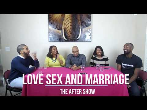 Love Sex and Marriage: The After Show l Episode 1 l Financial Stability in a relationship