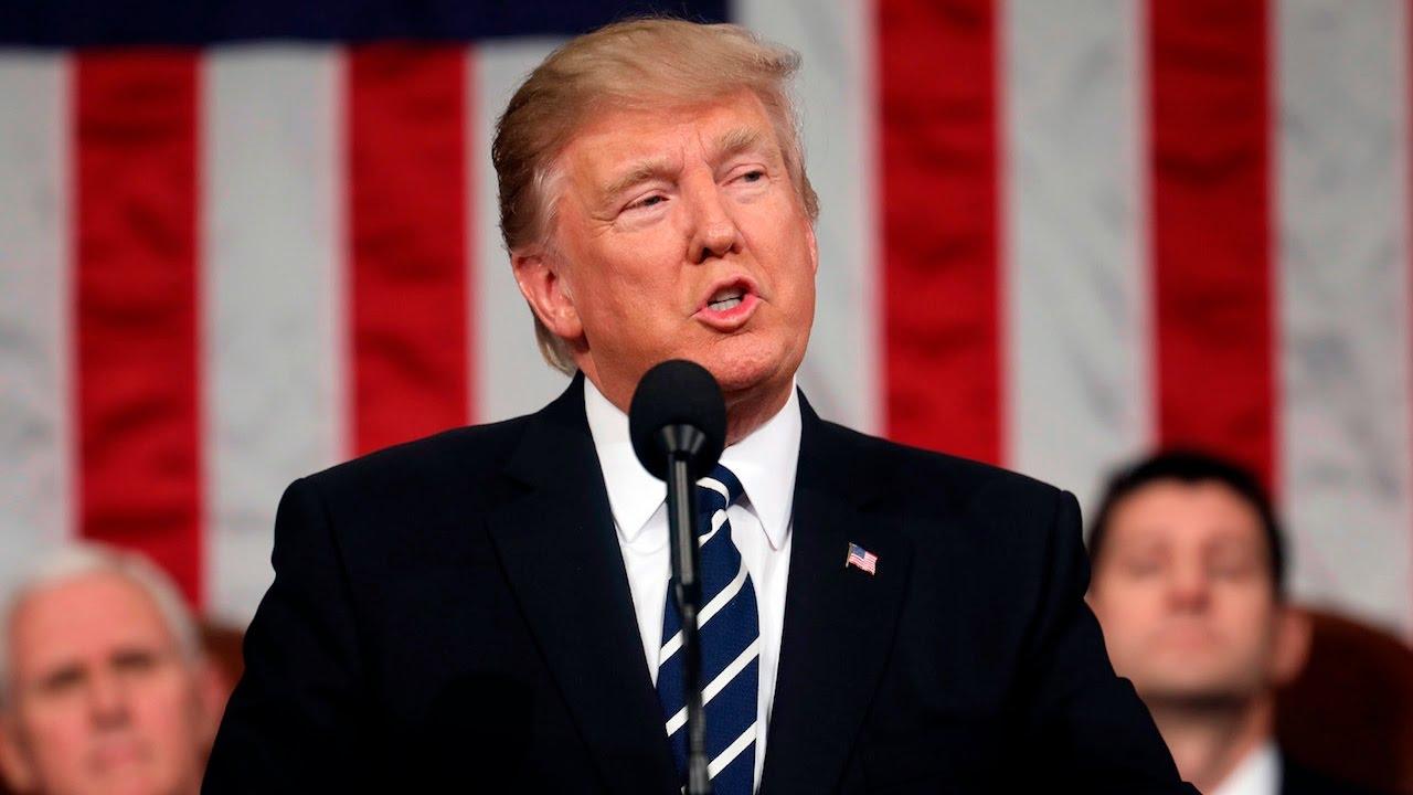 Fact-Checking Trump's Speech To Congress thumbnail