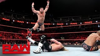 Dolph Ziggler & Drew McIntyre vs. The Revival - Raw Tag Team Championship Match: Raw, Sept. 24, 2018 - Video Youtube