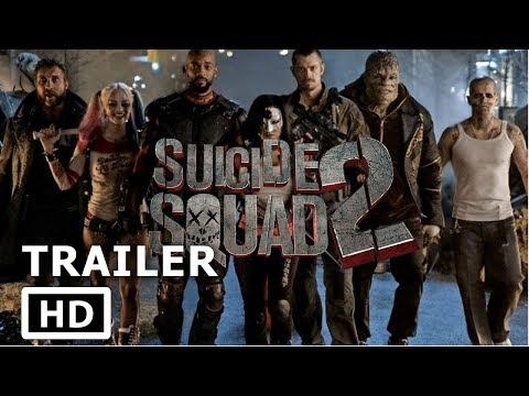 SUICIDE SQUAD2   Official Trailer 2019