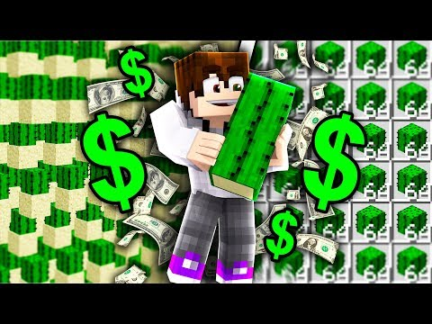 Download HOW TO MAKE THE MOST MONEY AS A NOOB! (Minecraft Skyblock