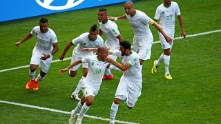 Algeria - 2014 World Cup Review | All Goals HD