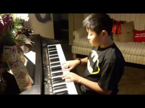 Watch a student's first video clip performance.  This is outstanding for this 11-year-old boy!  Book Today!
