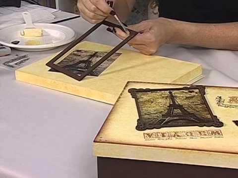 Artesanato - Acrilex - Caixa Paris