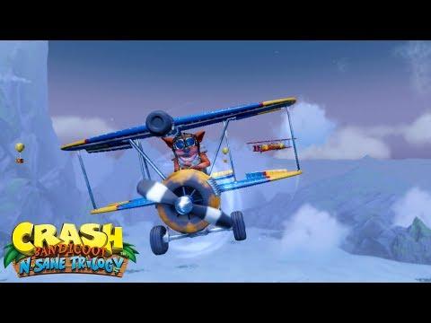 Trailer de lancement Switch de Crash Bandicoot N.Sane Trilogy