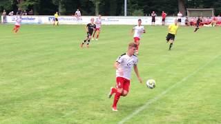 Andreas Schiler (11) SV Sandhausen (U17 Bundesliga 2016)