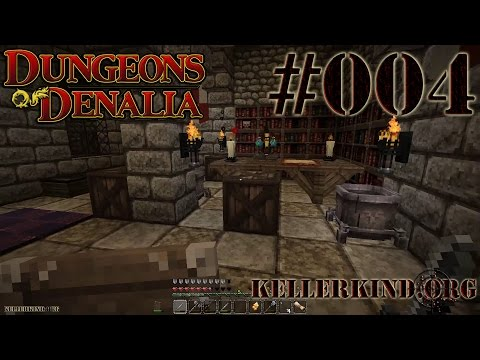 Minecraft Dungeons of Denalia [HD] #4 – Verzauberung? ★ Let's Play Minecraft Custom Maps