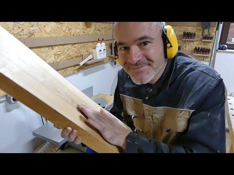 Bauanleitung für einen Hocker, Stuhl, Barhocker, Werkstatthocke,r DIY